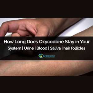 How long does Oxycodone stay in your system [Updated 2018] - Carenician