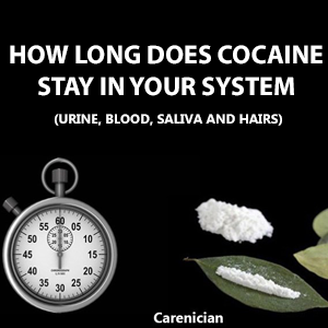 how to clean urine of cocaine