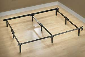 Zinus Compack 9-leg Support Bed Frame