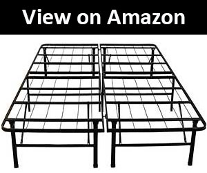 Classic Brands Hercules Heavy Duty Metal Bed Frame