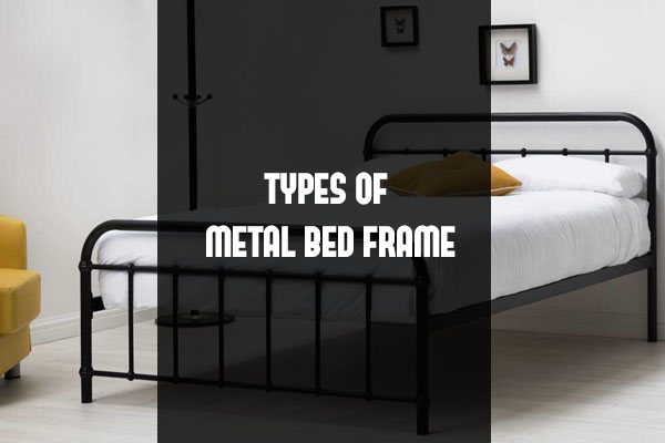 metal trundle bed frame