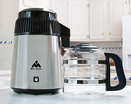 Megahome Countertop water distiller for home use
