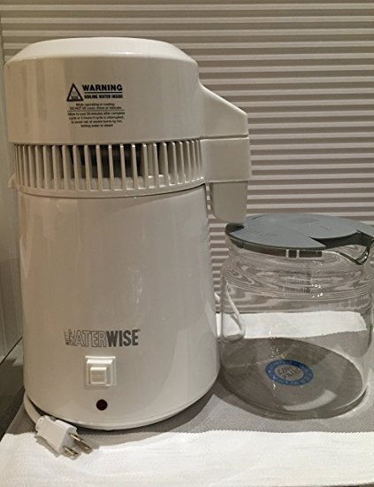 Waterwise 4000 Water Steam Distiller