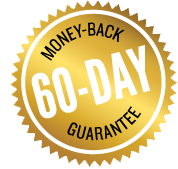 60 days money back guarantee by physiotru on physio omega
