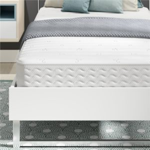 Signature Sleep Contour Reversible Independently Encased Coil Mattress