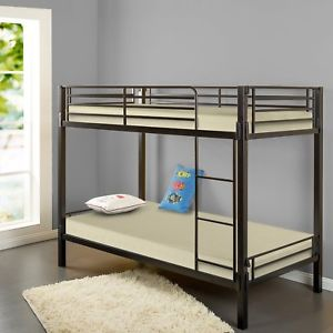 Zinus Memory Foam 5 Inch Bunk Bed Mattress