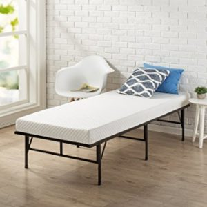 Zinus Memory Foam Mattress Cot Size/RV Bunk